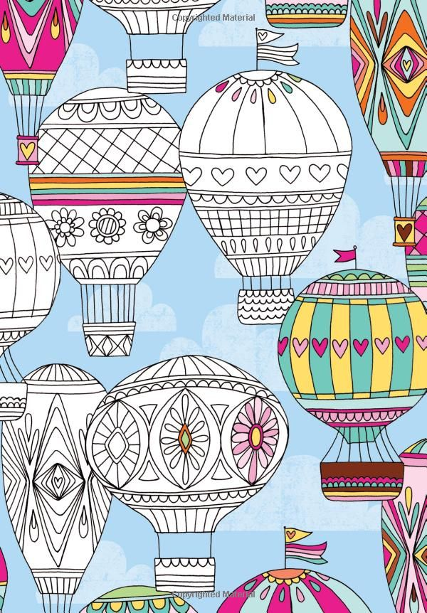 Perfect Patterns Colouring Book Pretty Amazoncouk Beth