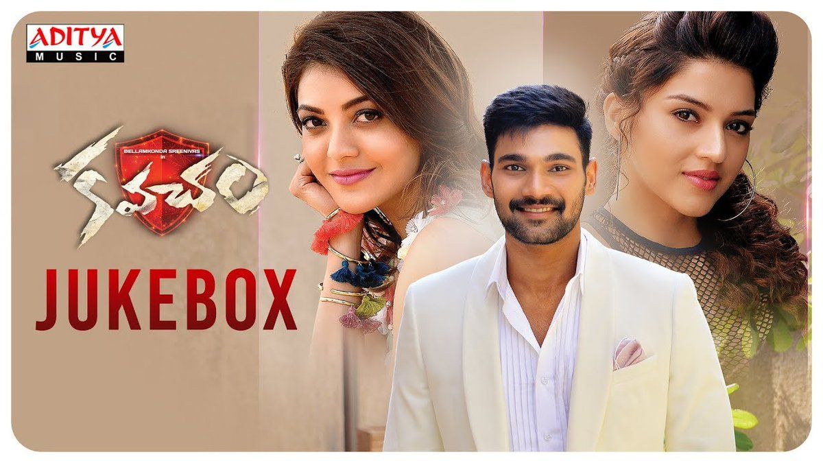 Kavacham All Songs Juke Box Sai Sreenivas Kajal Aggarwal Mehreen Pirzada All Songs Songs Movie Songs