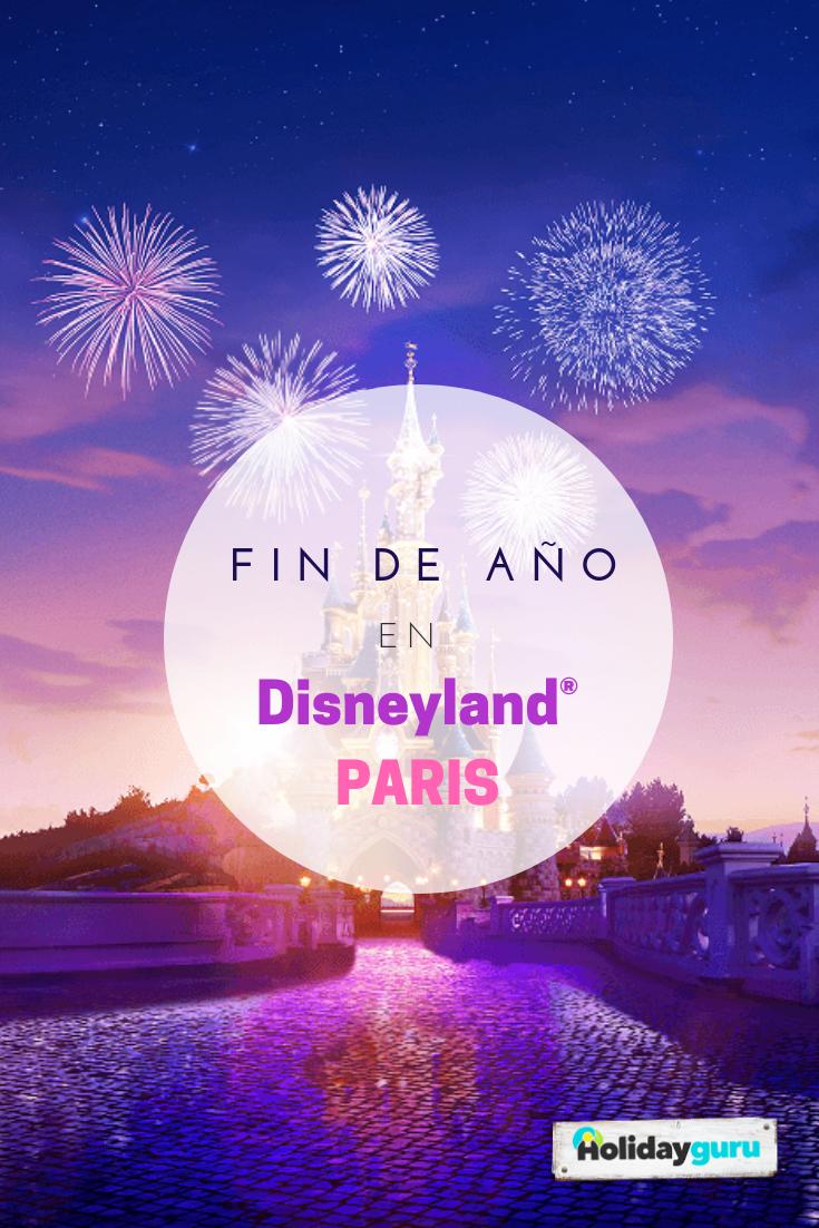 Fin De Año En Disneyland Paris La Bienvenida Al 2021 Más Mágica Disneyland París Disneyland Fin De Año
