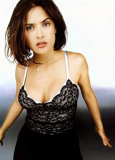 Salma hayek hot young authoritative
