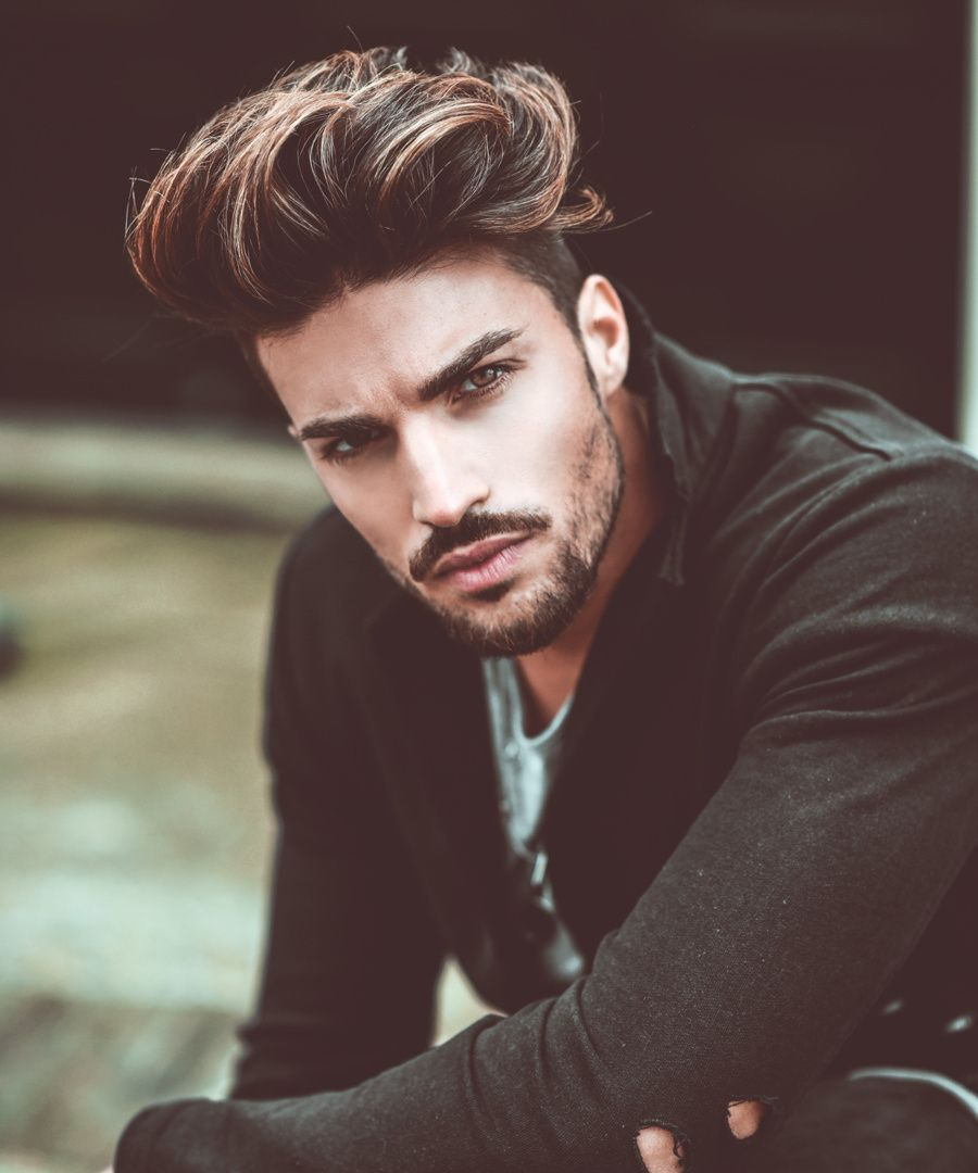 Mariano Di Vaio Hairstyle Collection For Hair Bello Limited Edition Hairspray And Wax On Nohowstyle Co Mariano Di Vaio Hairstyle Mens Hairstyles Beard Haircut