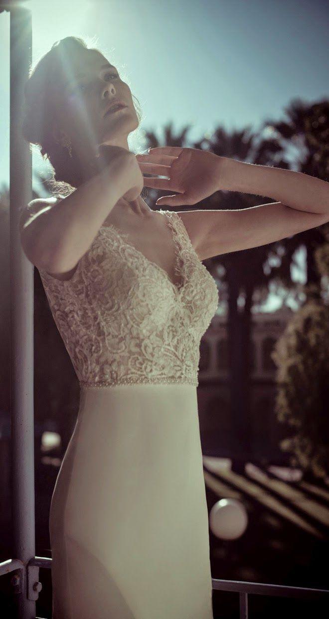 Wedding Dresses by Flora Bridal 2014 - Belle The Magazine