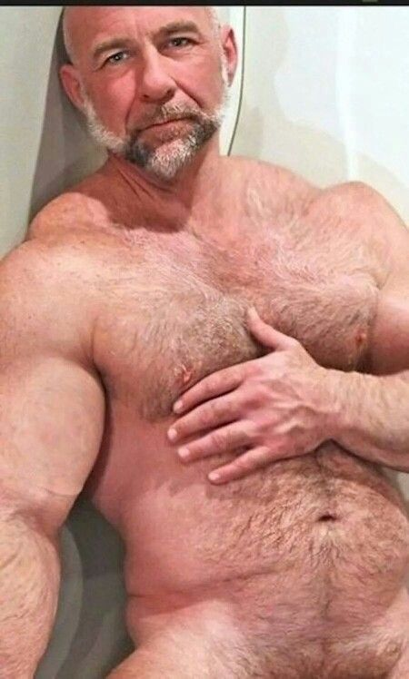 Mature bear gay