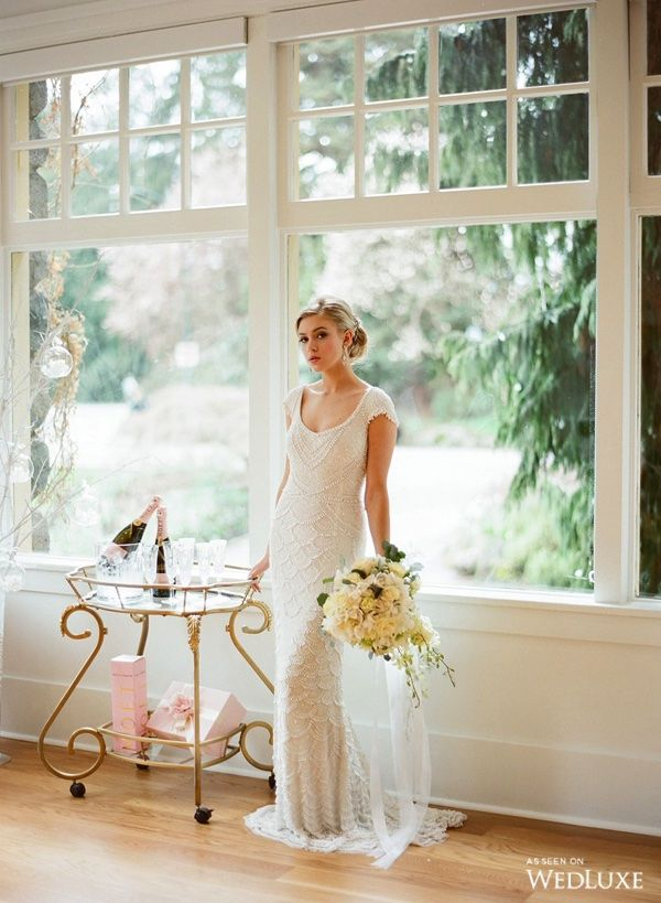 Wedluxe An Ode To Audrey Photography By Ken Tan Photo Follow