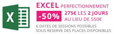 Perfectionnez vous à Excel et profitez de notre tarif exceptionnel !  Cours excel sur Lyon et Clermont Ferrand  http://www.oms-formation.com/formations-bureautique/249-excel-perfectionnement-promotion.html