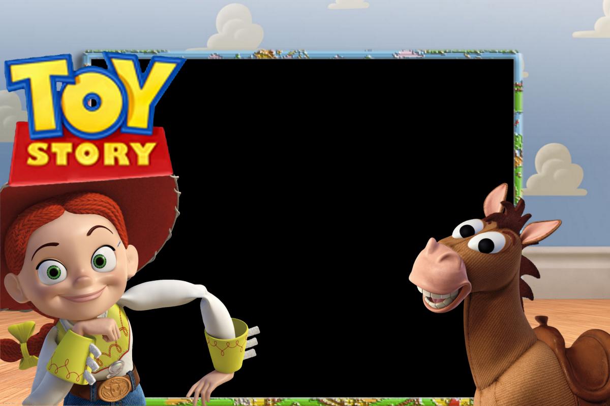 7 Divertidos Marcos para Fotos de Toy Story. ~ Marcos Gratis para ...