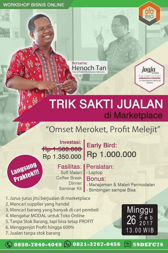Seminar Bisnis Semarang, Seminar Bisnis Di Semarang, Seminar - Seminar Flyer