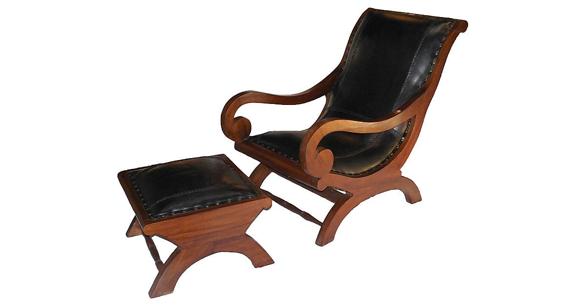 Swell Campeche Chair With Rich Mahogany Frame Curled Arms Curule Bralicious Painted Fabric Chair Ideas Braliciousco