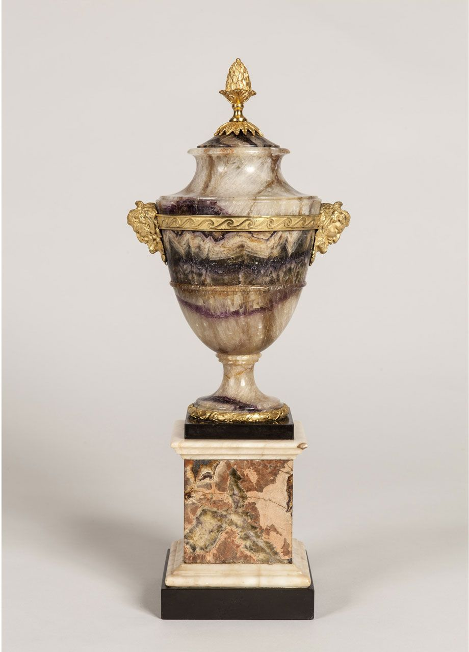 Decorated Mining Urn Miscellaneous  Product Categories  Apterfredericks  摆件