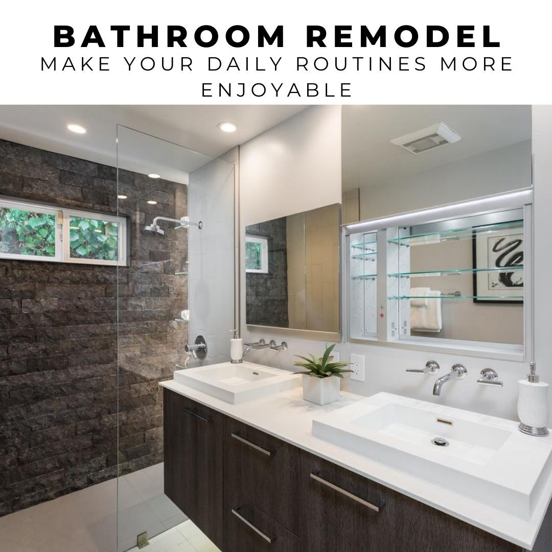 How Does Your Bathroom Make You Feel A Bathroom Should Feel Intimate And Relaxing Making Your Daily Routines M In 2020 Bathrooms Remodel House Design Bathroom Design
