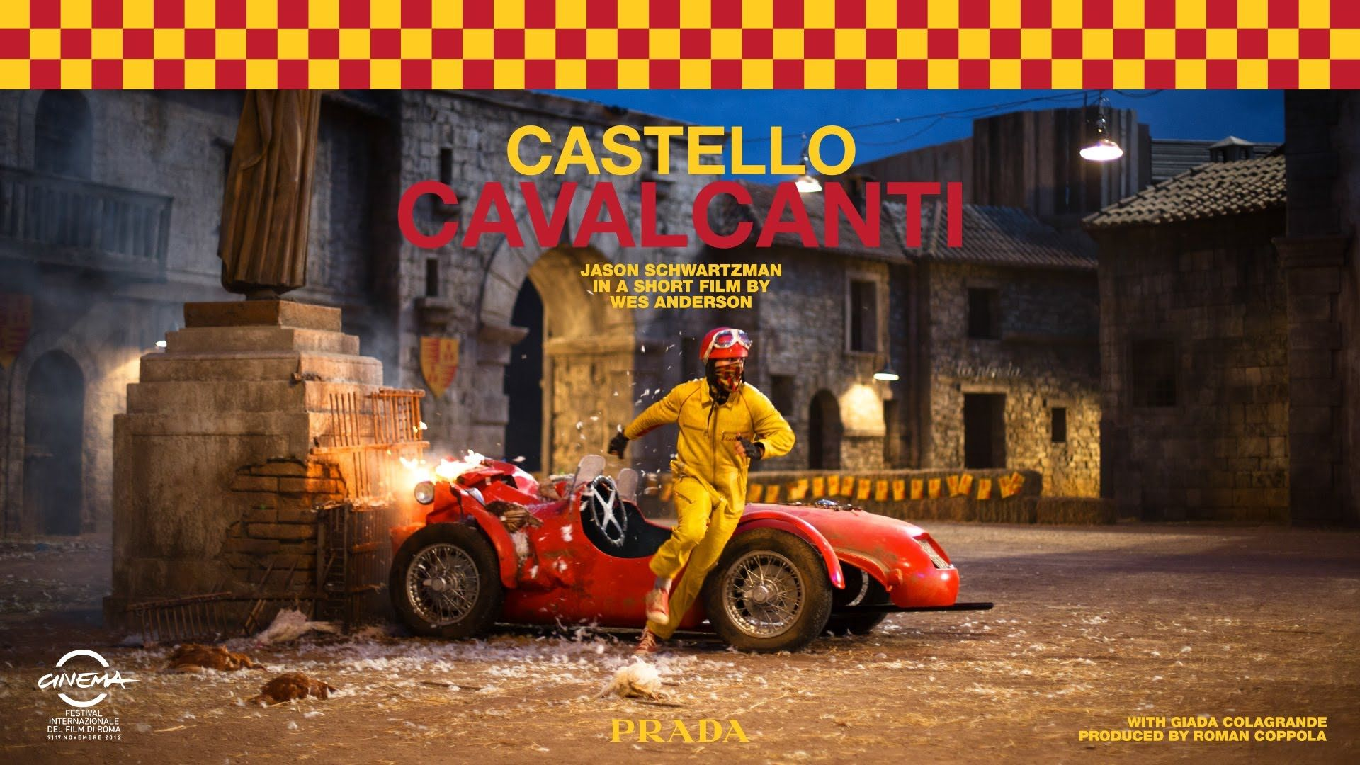 """I wish more brands would have the balls to do branded content that's not overly branded. Tip of the cap to you Prada! """"CASTELLO CAVALCANTI"""" by Wes Anderson #TheGood"""