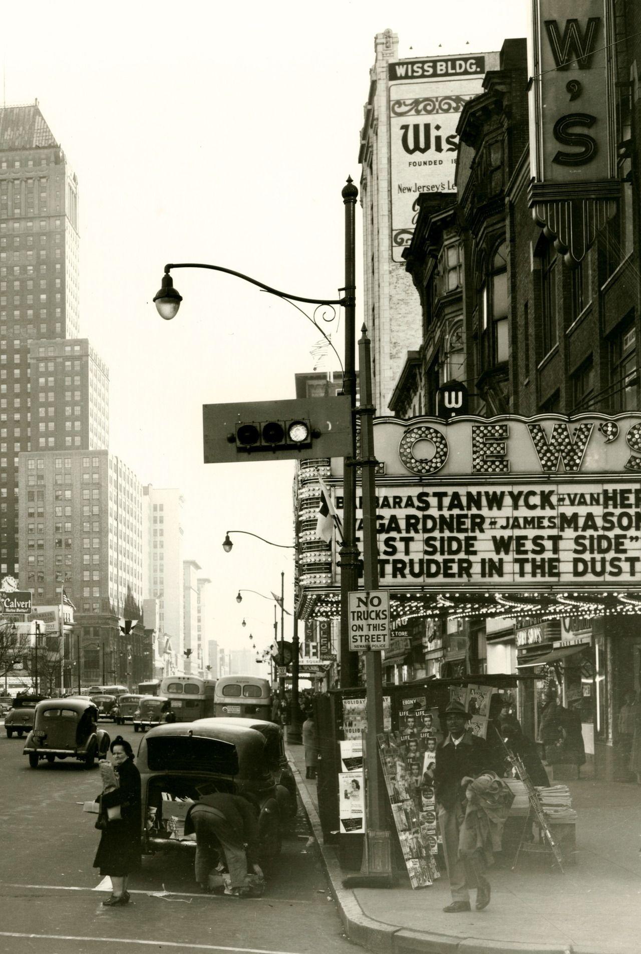 Jersey City Nj 1950