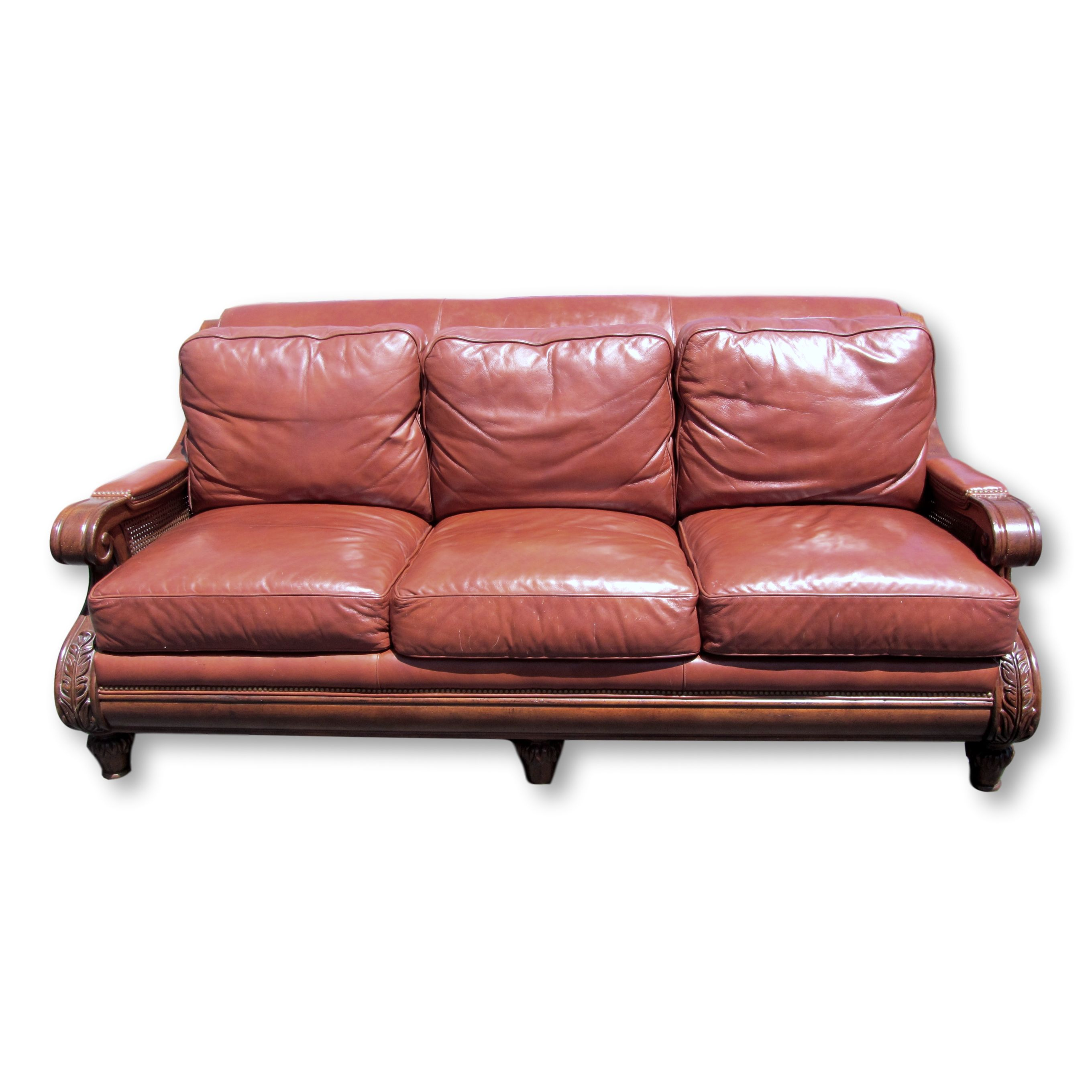 Hancock & Moore Somerset Sofa with Cane Sides | Products, Somerset ...