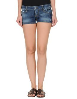 DSQUARED2 Denim shorts - Item 42282222