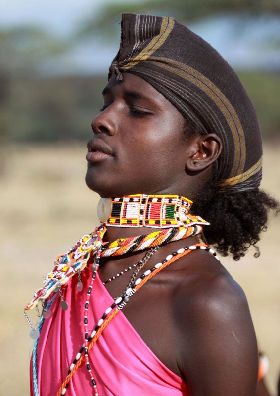 primitive black people trip down memory lane the samburu people kenyas traditionally