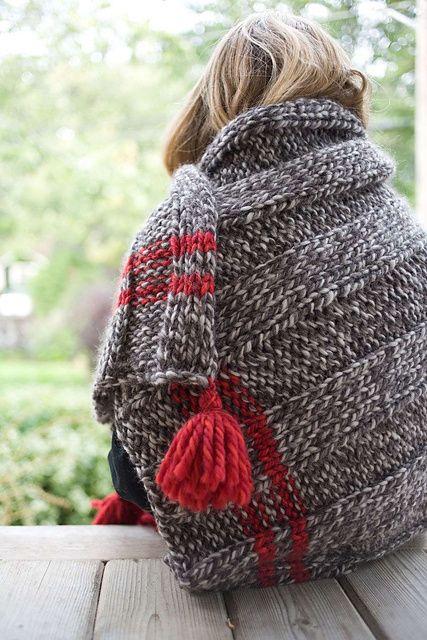 Adirondack Lap Blanket Pattern By Joanne Yordanou Rowan Blanket