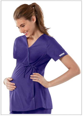 da85d1fb989ca Pregnant? Best maternity scrubs | Nursing Lifestyle | Maternity ...