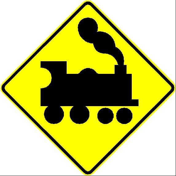 image relating to Printable Trains identified as printable coach signs or symptoms Coach Signal Levis 2nd Birthday