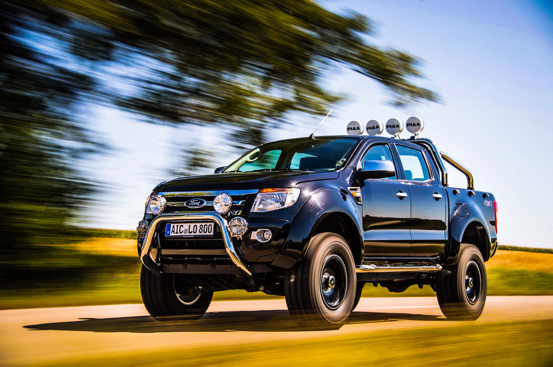 2013 delta 4x4 ford ranger kentros in motion http seriouswheels com