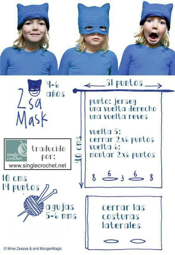 Pin de Nuria Lacón Blasco en Patrones dos agujas | Pinterest ...