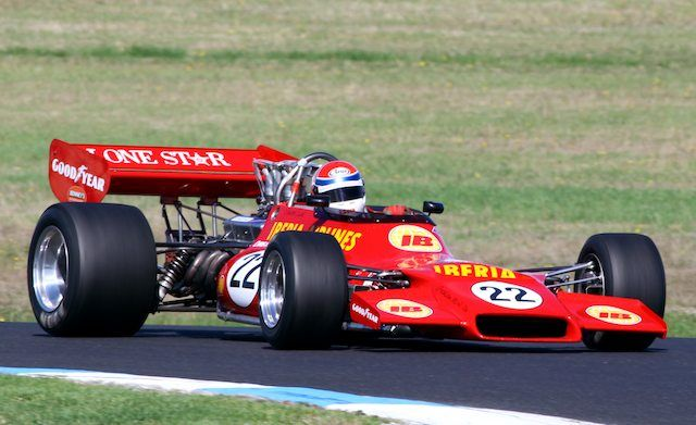New Zealand F5000 Tasman Cup Revival - Phillip Island