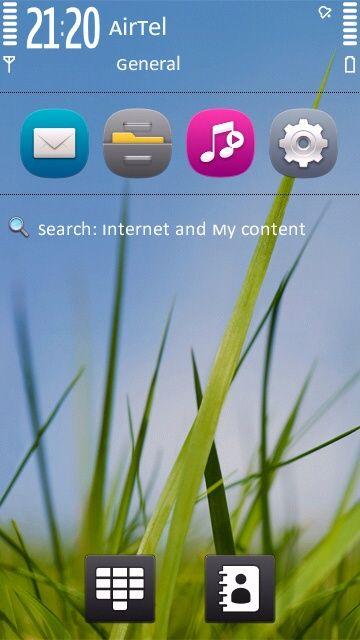 Download Free Nokia 5250 Original Themes