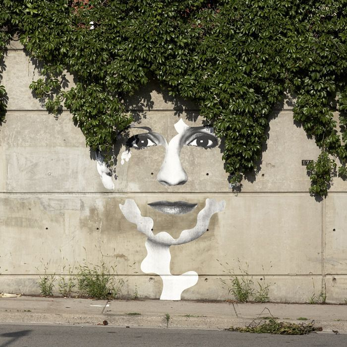 50 Phenomenal Examples of Street Art for 2012 Photo