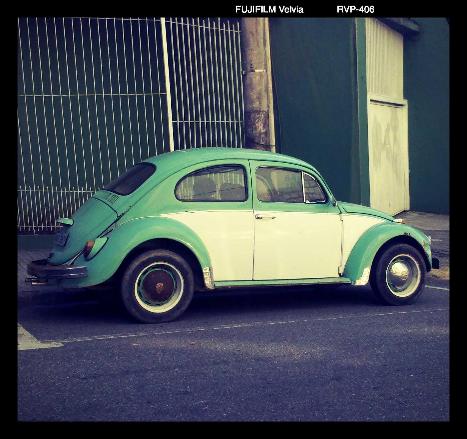 Ordinaire VW Beetle