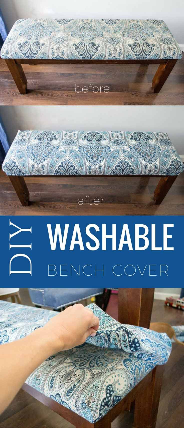 Washable Bench Cover For Dining Table Food Fun Kids Bench Covers Dining Room Bench Diy For Kids