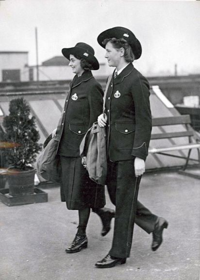 This Is A Brief History Of The Postman S And Postwoman S Uniform