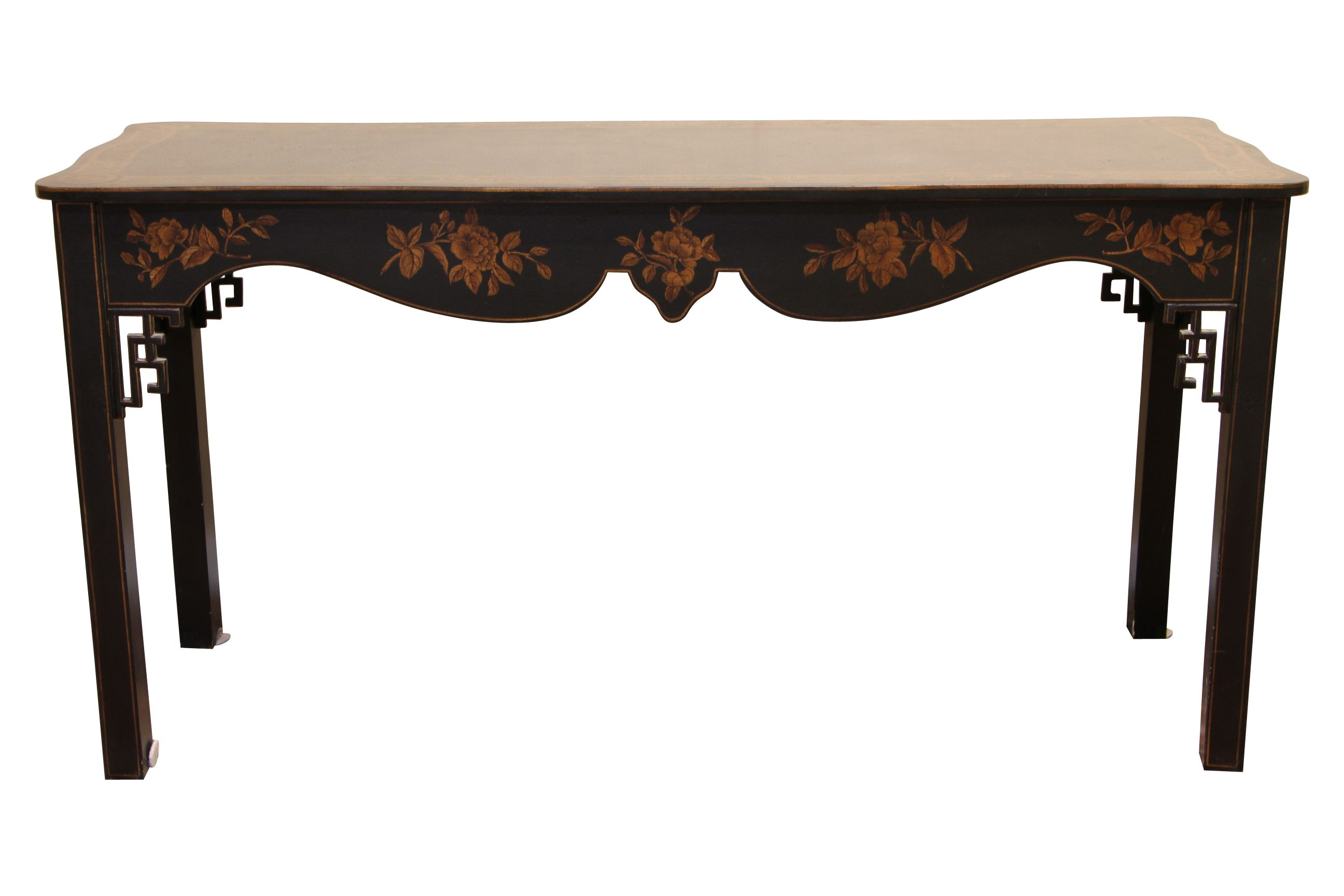 Chelsea House Asian Style Console Table Item 40360 450 00