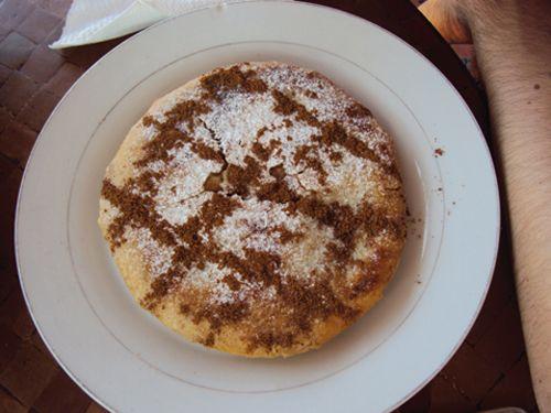 La Pastilla au poulet (dégustée à Marrakech) est certainement l'un des plats préférés des marocains mais aussi des touristes ! A tester sans plus tarder car c'est un régal !  www.planete3w.fr #conseils #voyage