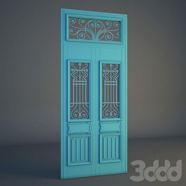 Doors – Entrance door