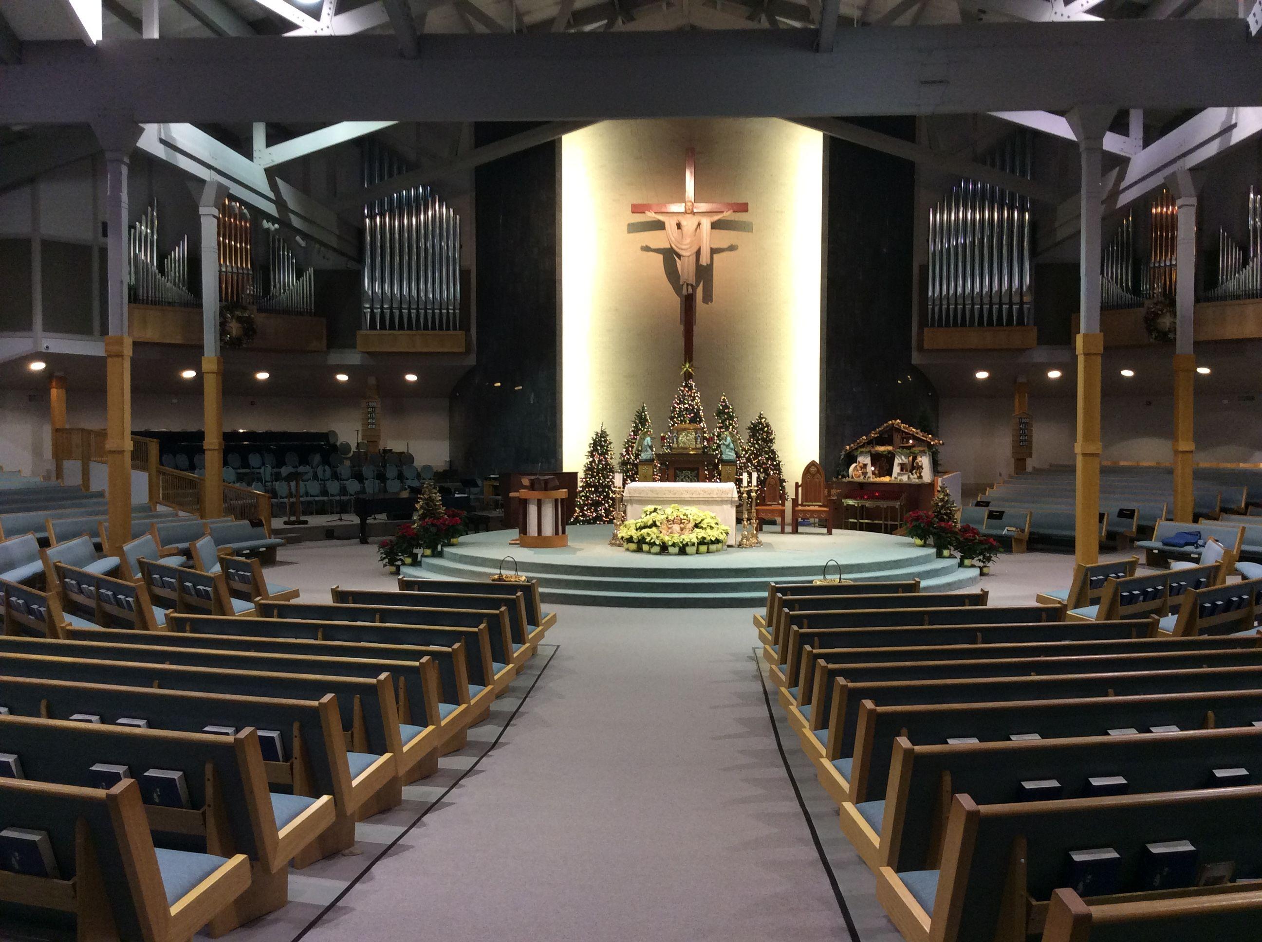 Christmas 2016 Epiphany OF The Lord Catholic Church. Katy Tx ...