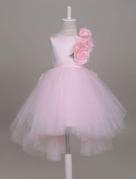 Photo of robe cortège enfant à bas prix princesse col r…
