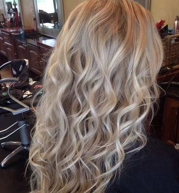 Beach Waves With Curling Wand You Can Do It Hairstyles Hair Wand Curls Permed Hairstyles