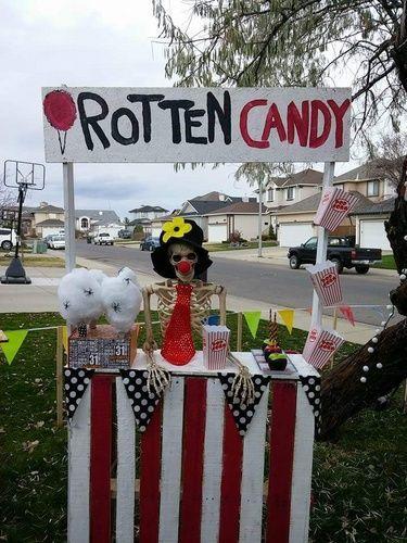 Creepy Clown Halloween Decorations.Image Result For Halloween Decorations Scary Clown Carnival