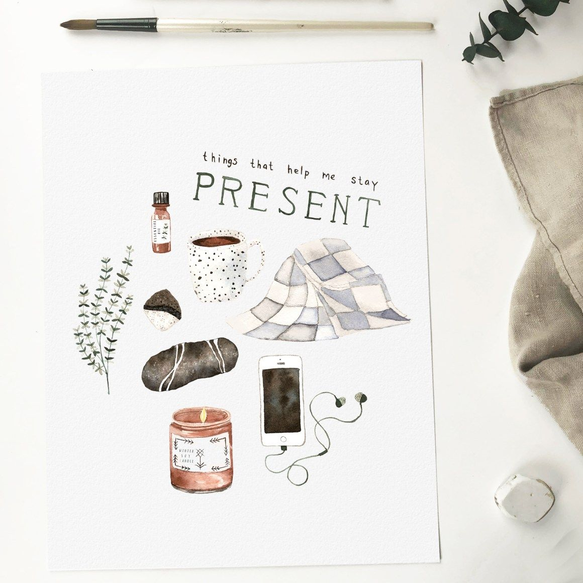 How To Stay Present
