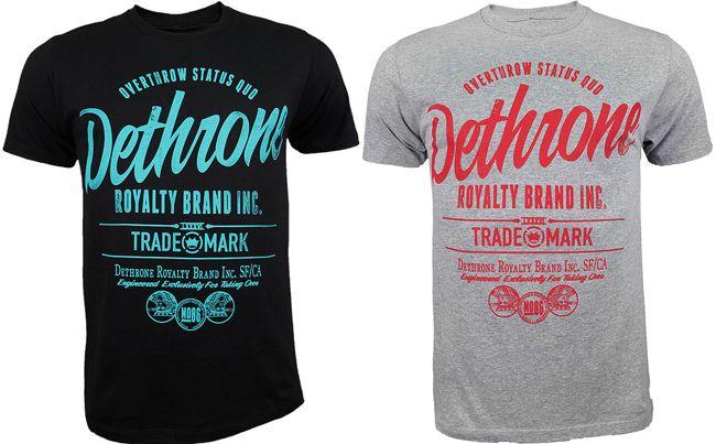 dethrone-brand-inc-shirt | tees! | Pinterest