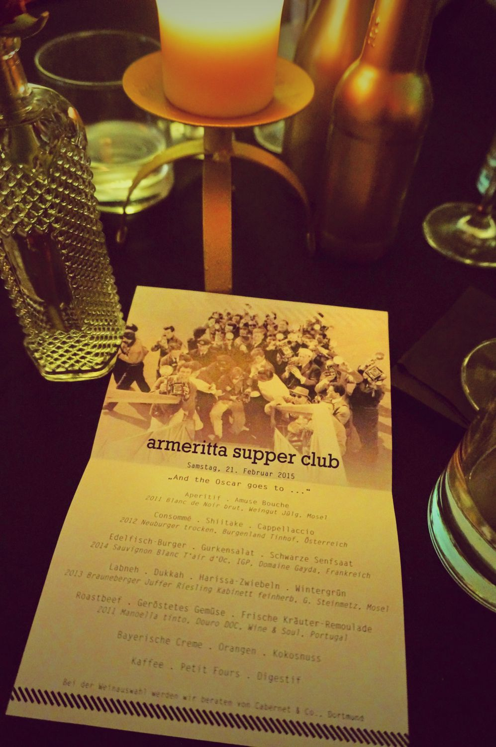 Armeritta Supper Club Private Dinning Club In Dortmund Ruhrgebiet