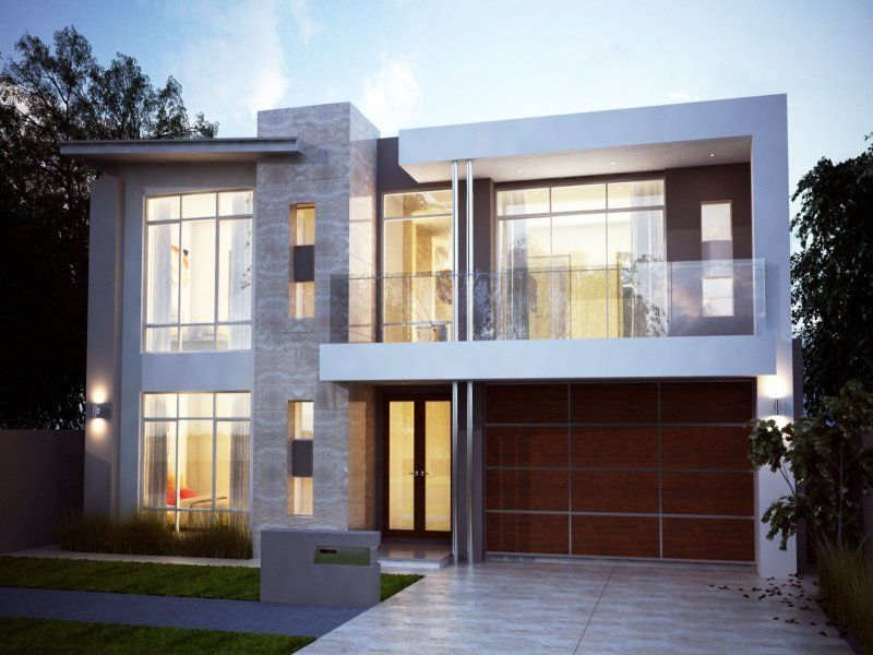 House facade ideas exterior house design and colours for Contemporary house exterior
