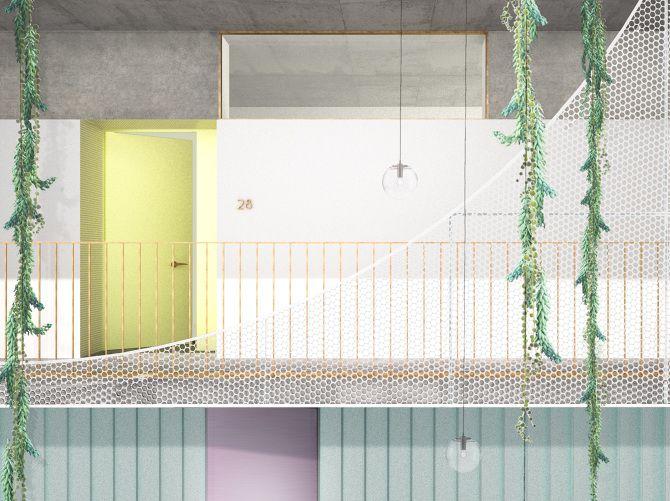 Zetland - Tribe Studio Architects Montages Pinterest Façades - Comment Dessiner Un Plan De Maison