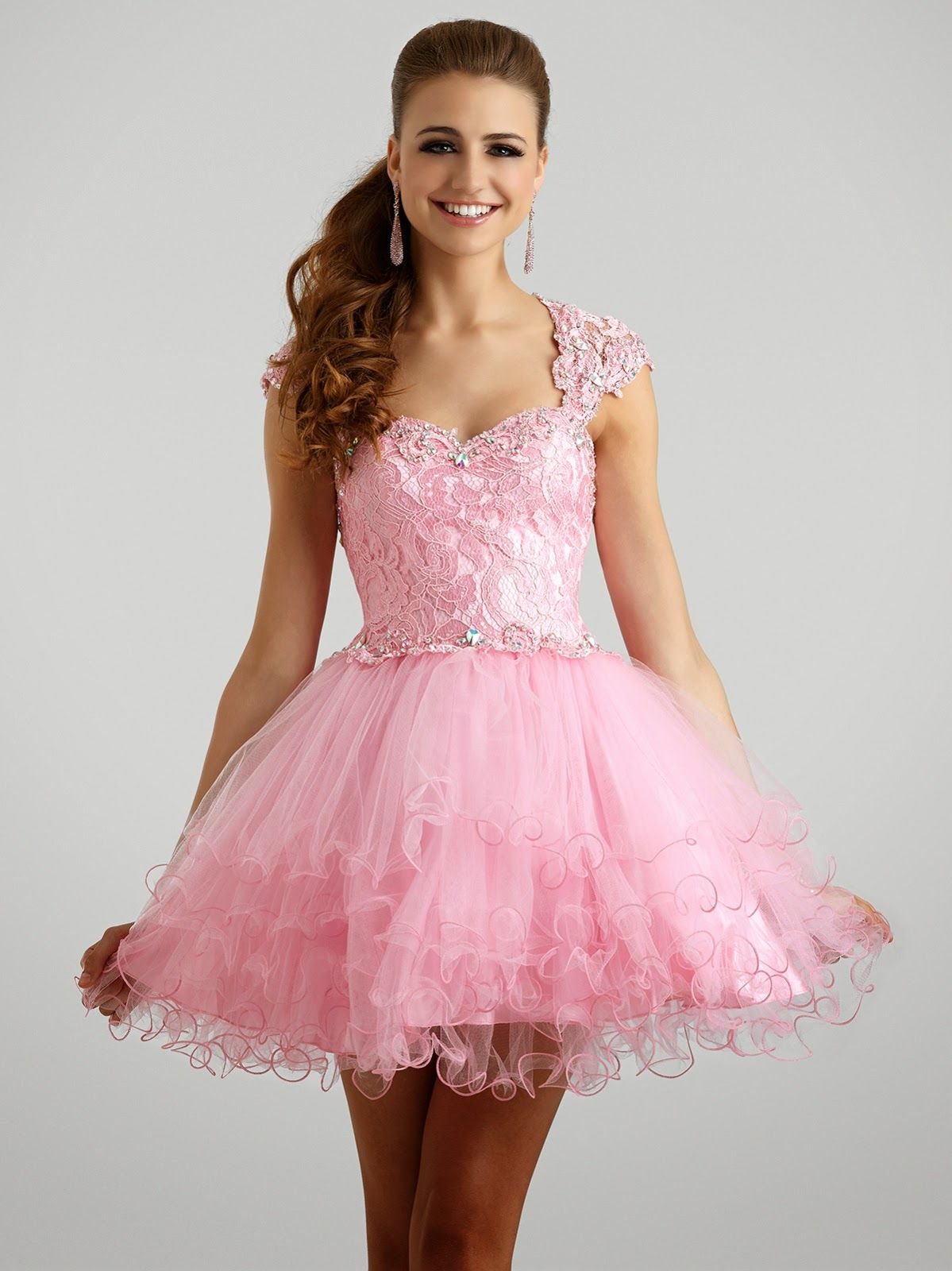 vestidos de fiesta para 15 años | graduacion | Pinterest | Para 15 ...
