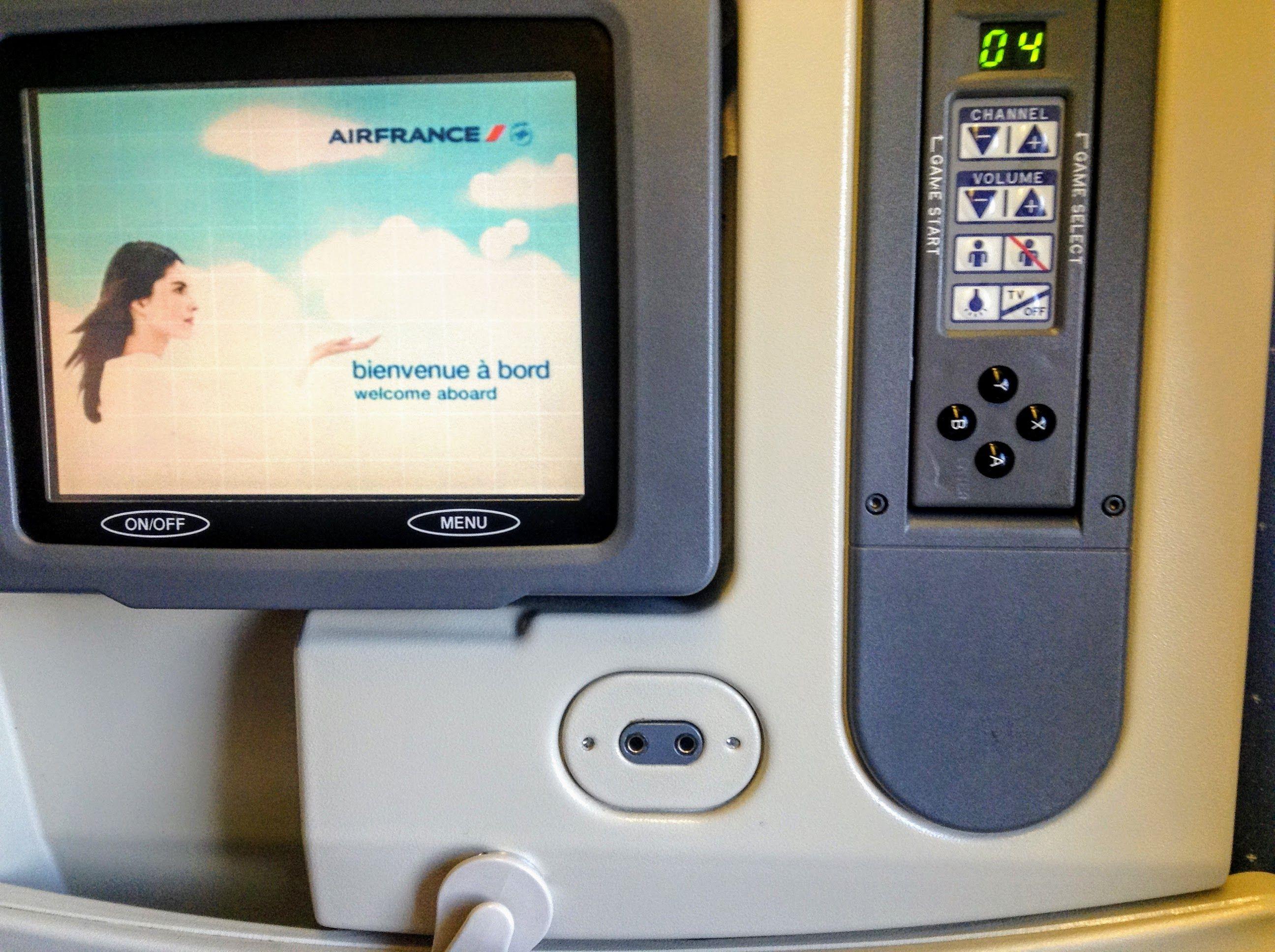 Départ pour la Martinique avec Air France en 2020