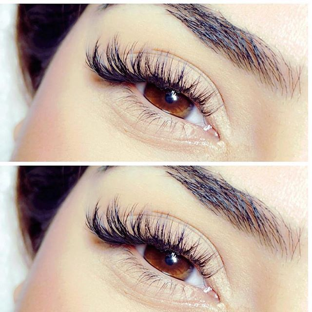 Eyelash Extensions The Splurge You Deserve: Lashes This Stunning Deserve A Double Take. Youre Welcome