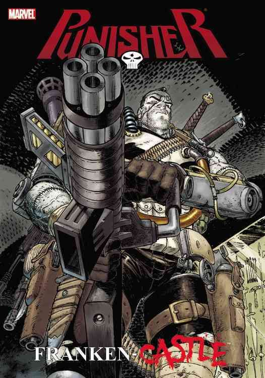 Hundreds have tried, but only Daken succeeds in killing Frank Castle...but even in the face of death, the Punisher won't stay down! With his remains stitched back together into a heap of scarred flesh