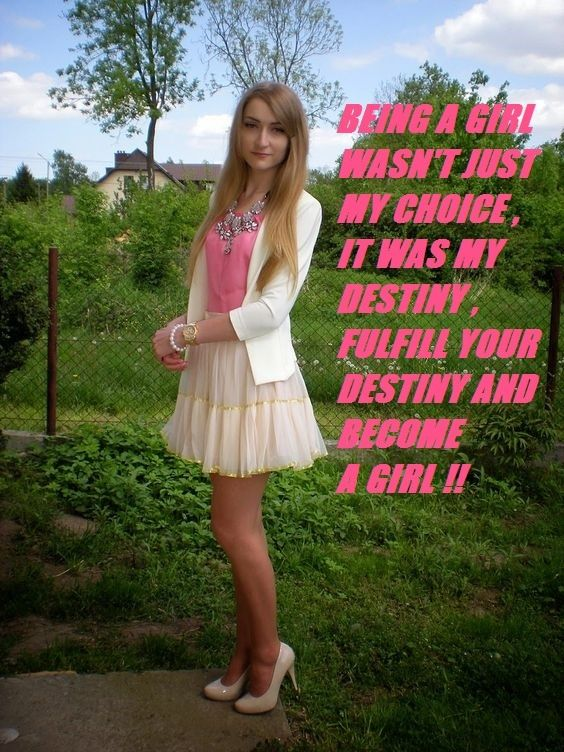 Just Another Girly Sissy Doing All She Can To Enjoy Her Life And Have Fun