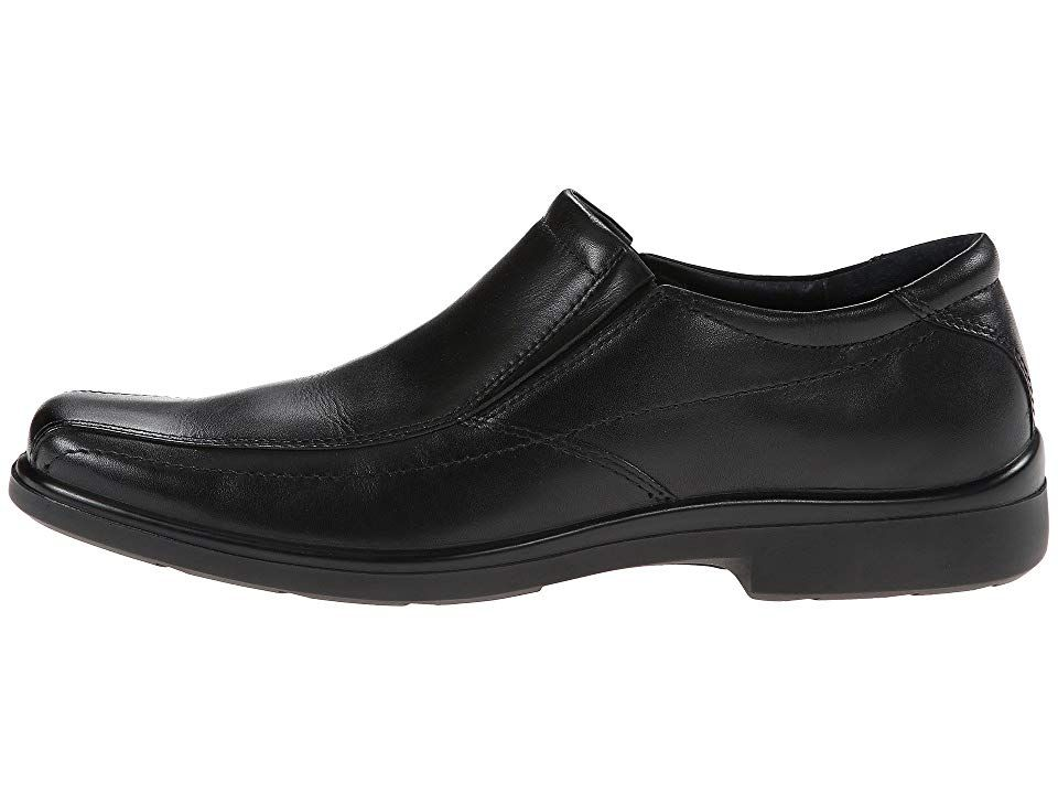 Hush Puppies Rainmaker Men S Slip On Dress Shoes Black Shoes Black Shoes