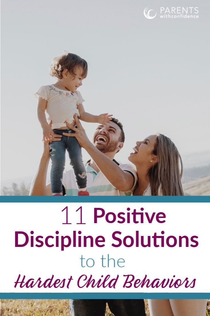 Research shows positive discipline works better to teach kids. Learn how to discipline kids positively with these 11 positive discipline strategies for frustrating child behaviors.   #parenting #discipline #positivediscipline #disciplinetips #positiveparenting #howtodisciplinekids