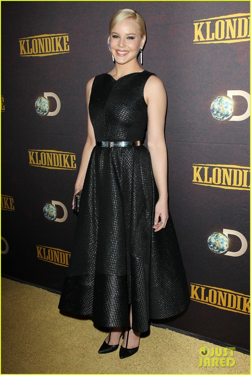 Abbie Cornish & Richard Madden: 'Klondike' NYC Premiere! | abbie cornish richard madden klondike new york premiere 01 - Photo